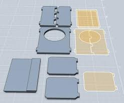 3d printer templates template design