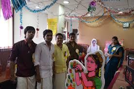 New Year Bay Decoration Themes by Veerapandi Thiruvizha