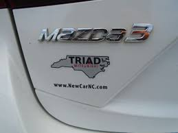 new mazda logo 2015 mazda3 i touring in graham nc raleigh mazda mazda3 triad