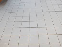 fresh clean grout lines baking soda 8513