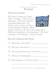 reading printable worksheets worksheets