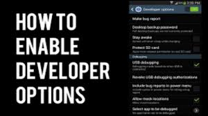 developer mode android how to turn on developer mode on any android phone without using