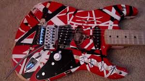 evh frankenstein frankenstrat how to build best guitar parts