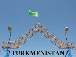 Flag Of Turkmenistan Bilder Turkmenistan Panoreisen