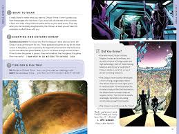 hidden universe travel guide the complete marvel cosmos with