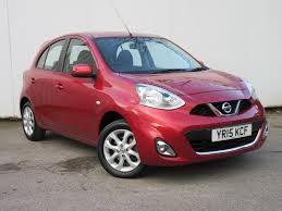 nissan red used nissan micra red for sale motors co uk