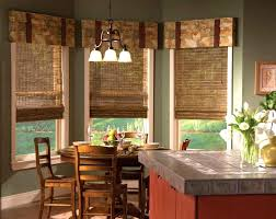 Curtains For A Large Window Inspiration Fabulous Ideas Kitchen Window Curtains Ideas Mpressive Picture