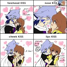 Meme Comic Strip - kaihil kiss meme by iookaihiwatariooi on deviantart