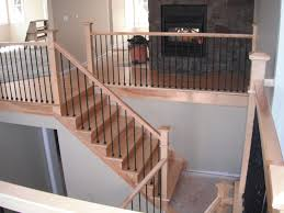 Banister Styles Stairway Picture Gallery Staircase Style Square Craftsman Newel