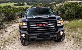 subaru 360 truck 2018 gmc sierra 2500hd 3500hd in depth model review car and