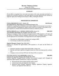 resume for real estate entry level gse bookbinder co