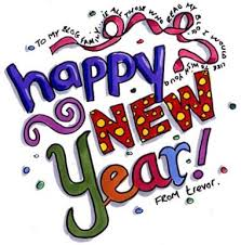 Happy New Year to all RHV Listeners