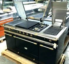 piano de cuisine occasion piano de cuisson lacanche cluny 1400 piano de cuisson