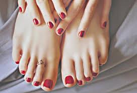 pedicure pictures safety toenail polish colors calluses