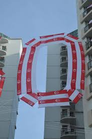 Is It Illegal To Fly A Flag Upside Down Why Are Flags Flown Wrongly In Punggol And Sengkang On Several