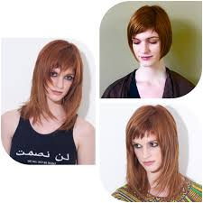 hairstyles for bonded extentions great lengths keratin bonded extensions took short hair into a