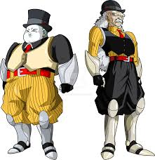 android saga android19 and dr gero mll redesign android saga by mad 54 on