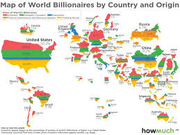 Map Of Queens Map Of The World U0027s Billionaires Kings And Queens Of The Modern