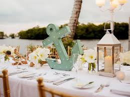themed wedding decorations nautical themed wedding decorations wedding corners