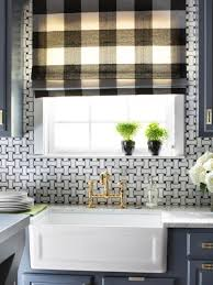 white kitchen with backsplash rooms viewer hgtv