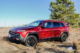suv jeep cherokee 2017 jeep cherokee trailhawk 4x4 doubleclutch ca