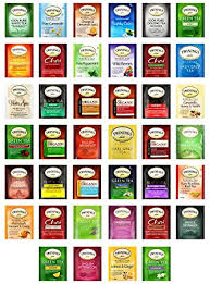 twinings tea bags sler assortment includes mints