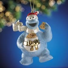 sesame street christmas ornaments lenox muppet wiki fandom