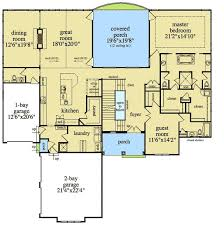 luxury home plans with elevators 281 best house plans images on house floor plans