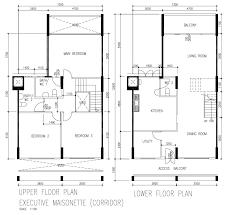 Maisonette Floor Plan Maisonette Domestic Sanctuary Page 9