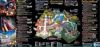 map usj 2 the map for the universal studio japan theme park picture of