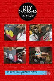 box car for kids how to make a wearable cardboard box car for your kids feb 13 fav