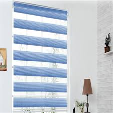 waterproof polyester roller anti uv shower blinds with a ok