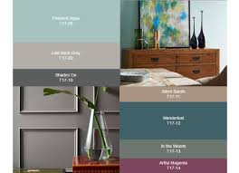 behr 2017 color trends behr colors behr and colors