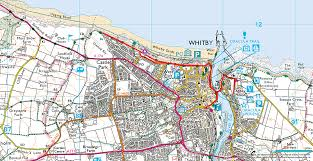 Yorkshire England Map by Whitby Goths To Captain Cook And Whale Bones Showcase North