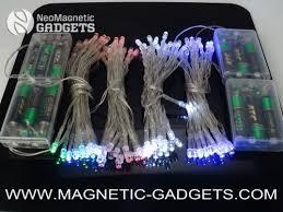 battery operated led lights led light strings neomagnetic