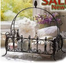 Southern Living Bathroom Ideas Southern Living At Home Filigree Iron Candlestand Have This