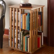 just found this revolving bookcase table shaker style revolving