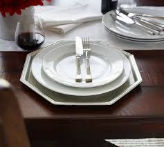 Table Setting Chargers - 20 new decor finds that are perfect for fall