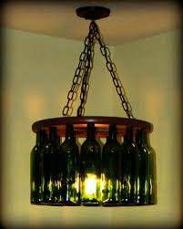Diy Glass Bubble Chandelier Diy Chandeliers Using Vintage Things