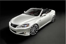 lexus cars 2011 lexus unveils is 350 c f sport special edition