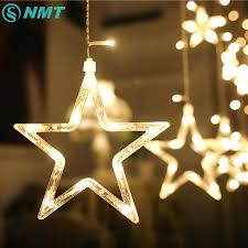 Solar Christmas Lights Australia - christmas star string lights outdoor australia canada 20407