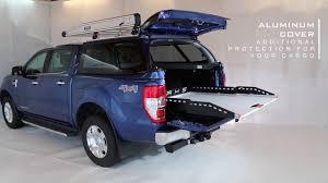 Ford Ranger Truck Cover - sliding tray works ford ranger youtube