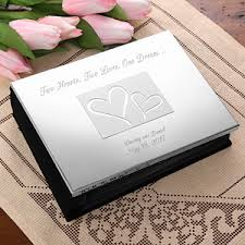 engraved wedding album engraved silver wedding photo album after
