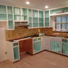 what type of paint for inside kitchen cabinets how to paint the inside of your cabinets how to build it
