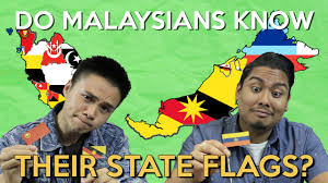 Coolest State Flags Do Malaysians Know Their State Flags World Of Buzz