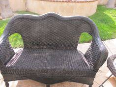 Can You Paint Wicker Chairs How To Paint Wicker Furniture Wicker Furniture Tutorials And Porch