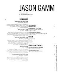 simple creative resumes really creative simple resume by leila karimi via behance for