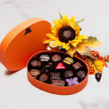 chocolate gifts for thanksgiving