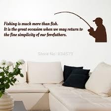 Diy Home Decor Wall Art Beauteous 60 Fishing Wall Art Decorating Design Of Fishing Wall
