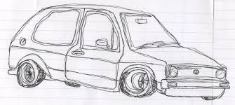 old volkswagen drawing view topic need some help technical drawings u2013 the mk1 golf